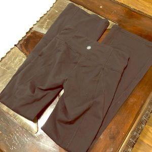 Athleta slim flare pants
